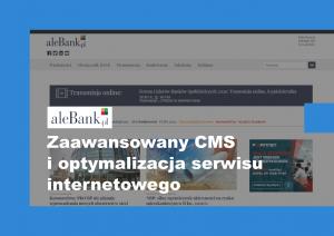 cms portalu alebank.pl